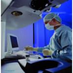 laser eye surgery machine